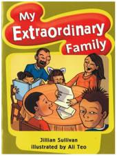 My Extraordinary Family by Jillian Sullivan