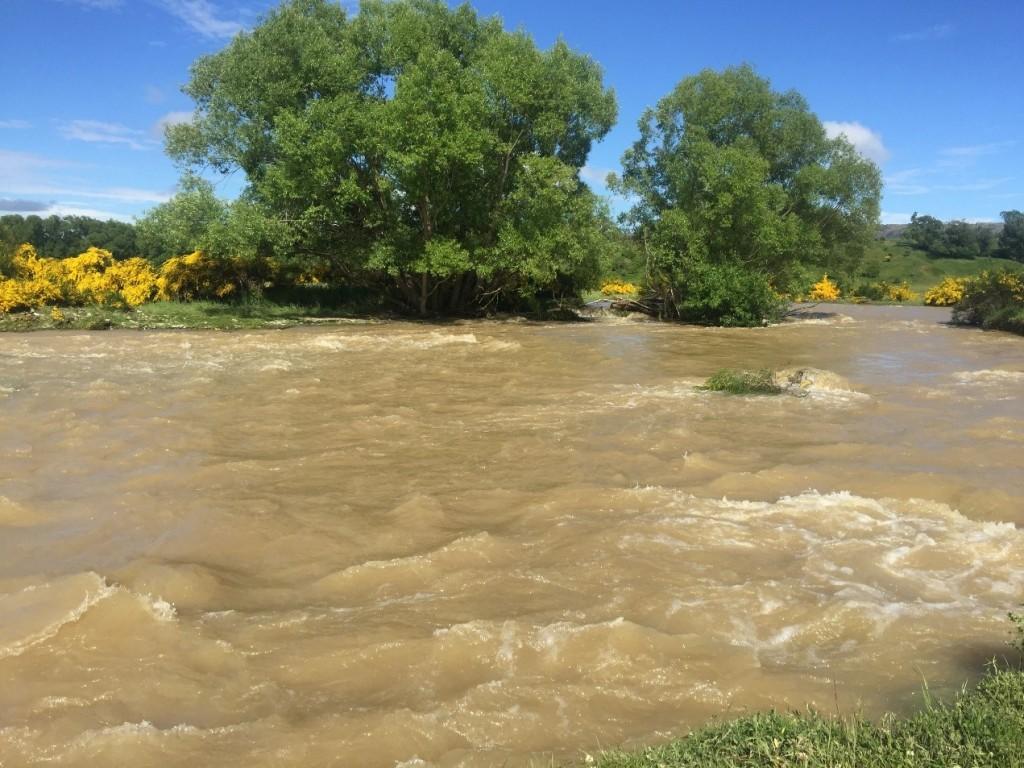 otago spring floods